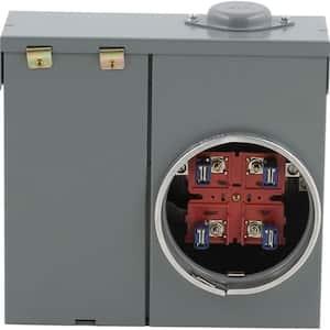 Maximum Amperage (amps): 100