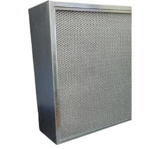 Air Filter Size: 20x25
