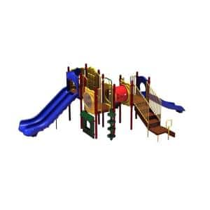 Commercial in Playsets