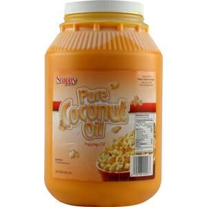 Snappy Coconut Oils