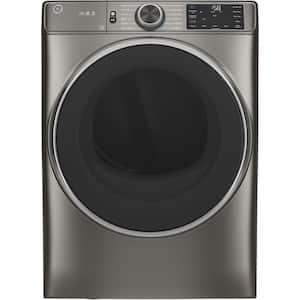Capacity - Dryer (cu. ft.): 7.35 - 8