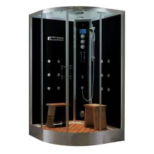 Aromatherapy Reservoir in Steam Shower Kits