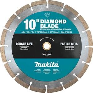 Blade Diameter (in.): 10 in