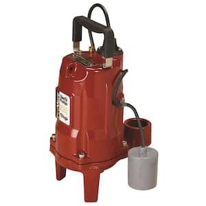 Voltage: 115v in Septic Pumps