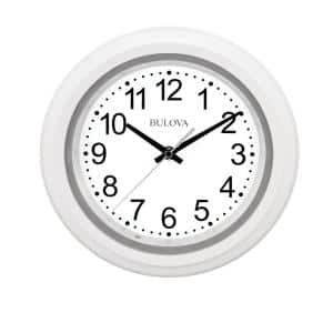Clock Width: Small (Under 12 in.)