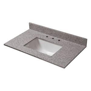 Sink in Center