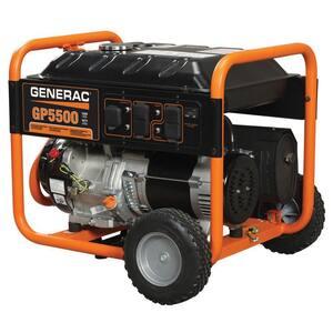 Running Wattage: 5000 - 6000 in Portable Generators
