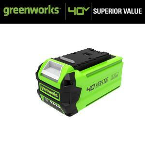 Fits Models: Greenworks 40-Volt Tools