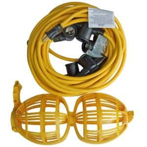 Construction Light Strings