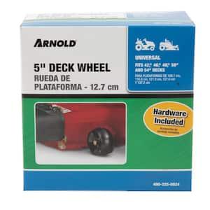 Wheel Diameter (in.): 5 in.