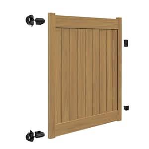 Nominal gate width (ft.): 5