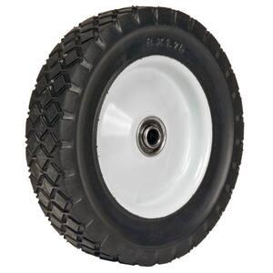 Wheel Diameter (in.): 8 in.