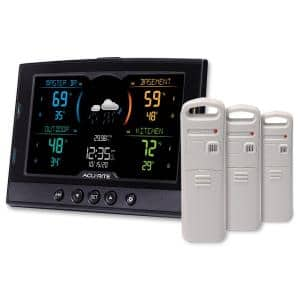 Barometric Pressure in Home Weather Stations