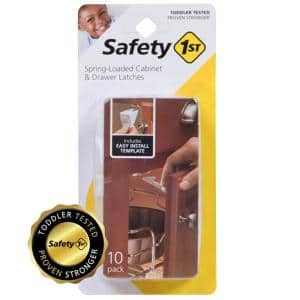 Child Proof Safety Locks & Latches