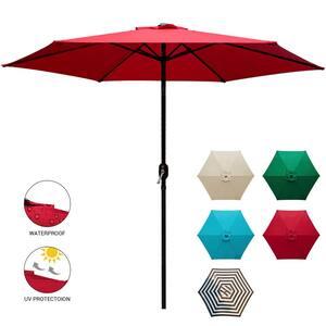 Umbrella Canopy Diameter (ft.): 9 ft.
