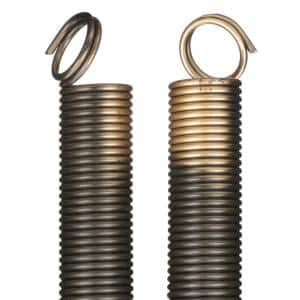 Extension Spring in Garage Door Springs