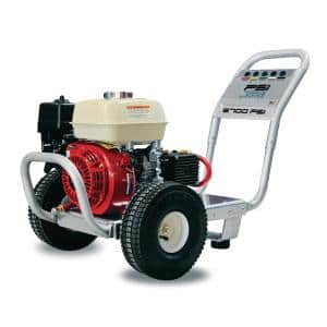 Pressure Washers Maximum Pressure (PSI): 2700 PSI