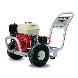 Pressure Washers Maximum Pressure (PSI): 2700 PSI