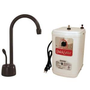 Hot Water Only in Instant Hot Water Dispensers