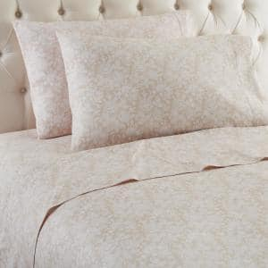 Beige in Bed Sheets
