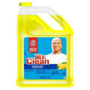 Blood in Cleaning Supplies