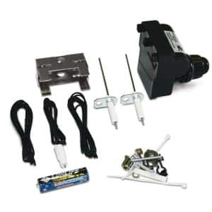 Ignitor Kit in Grill Replacement Parts