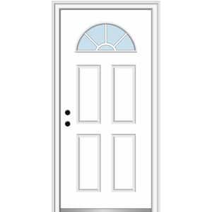Common Door Sizes (WxH) in.: 34 x 80