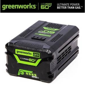 Fits Models: Greenworks 60-Volt
