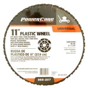 Wheel Diameter (in.): 11 in.