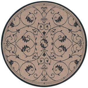 Approximate Rug Size (ft.): 7' Round