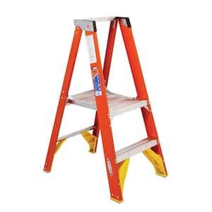 Ladder Height (ft.): 2 ft.