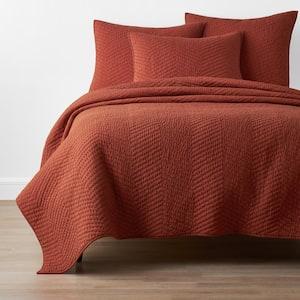 Orange in Quilts