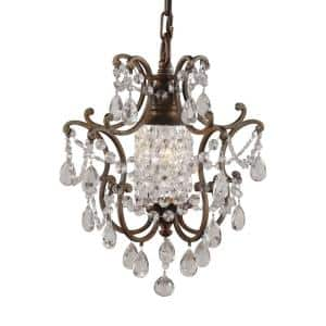 Crystal in Chandeliers