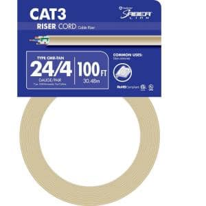 Cable/Wire Type: Cat3