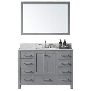 Popular Vanity Widths: 48 Inch Vanities in Bathroom Vanities