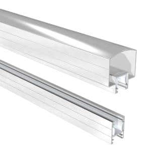 Peak Aluminum Railing
