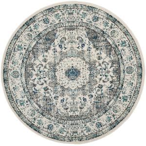 Approximate Rug Size (ft.): 3' Round
