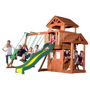 Cedar in Swing Sets