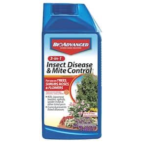 BioAdvanced in Fruit & Vegetable Disease Control
