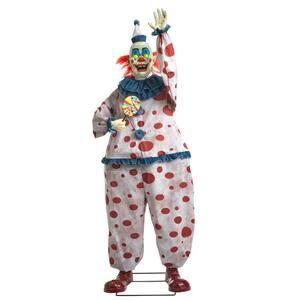 Clown in Animatronics