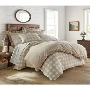 Beige in Comforters