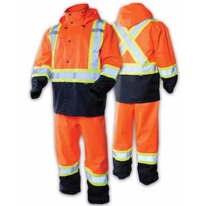 Hi Vis in Work Jackets & Coats