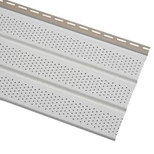 Weather Resistant in Soffit Vents