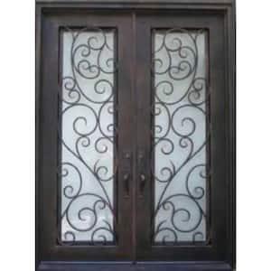 Door Size (WxH) in.: 74 x 81
