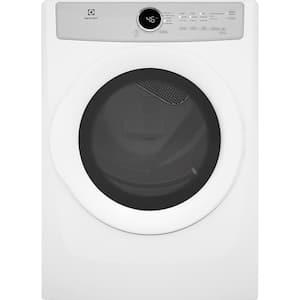 Capacity - Dryer (cu. ft.): 8 - 8.5