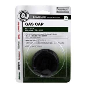 Fits Models: Replacement gas cap for 4.5 H.P. - 6.5 H.P. engines