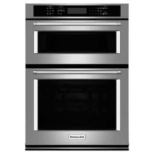 Wall Oven Size: 27 in.