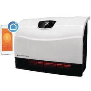 Heat Storm in Smart Heating & Cooling