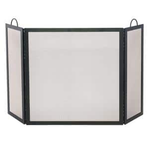 Product Width (in.): 50 - 55 in Fireplace Screens