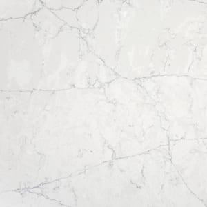 White in Quartz Countertops